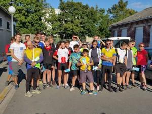 Rallye Raid Lievin septembre 2015