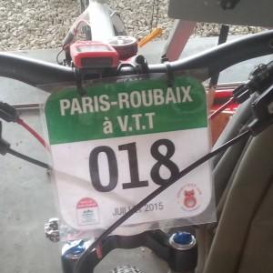 Paris-Roubaix VTT 2015